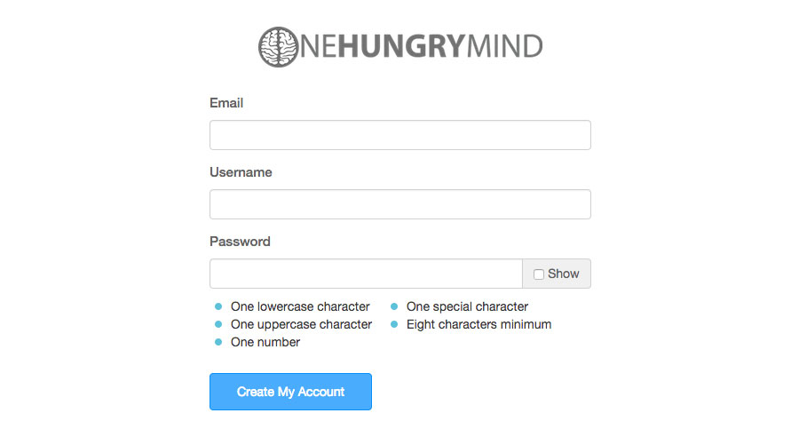 Build a MailChimp Signup Form with AngularJS