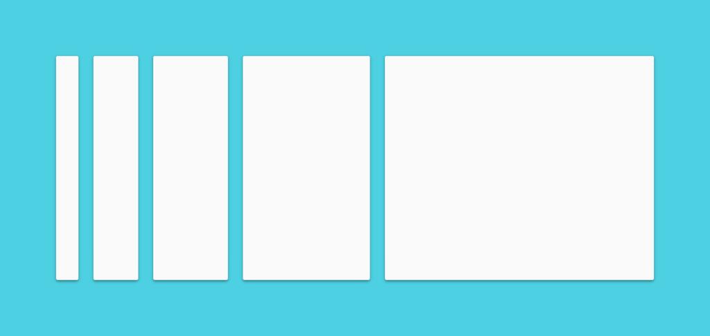 Material Design Goals
